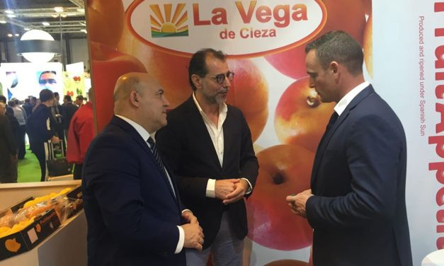 Cieza consolida su presencia en Fruit Attraction